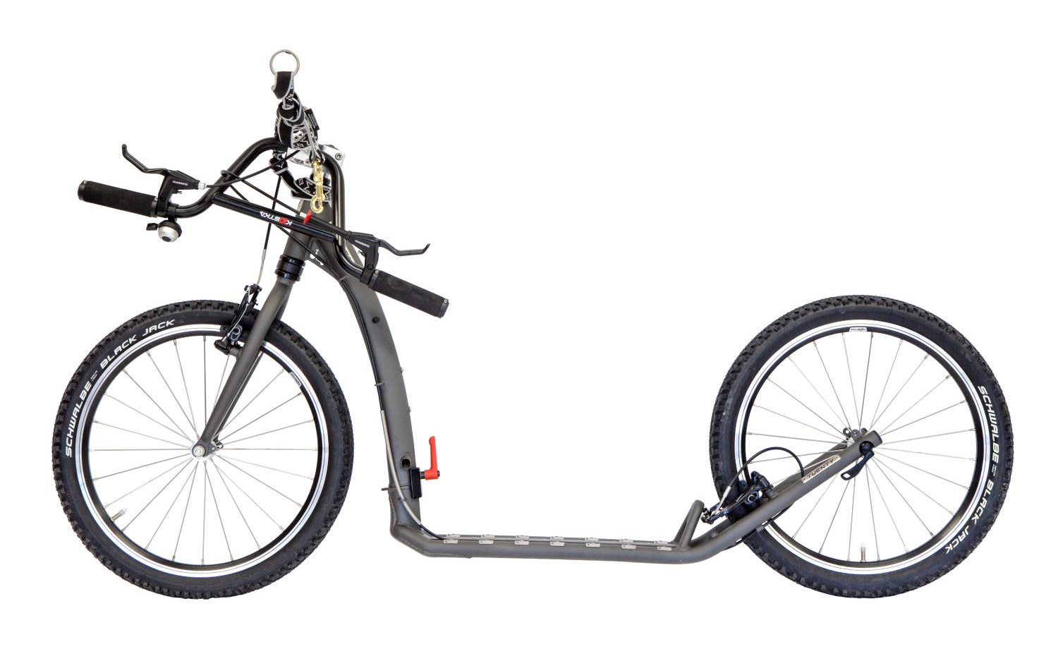 Foldable footbike KOSTKA TWENTY MAX FOLD DOG (G5)