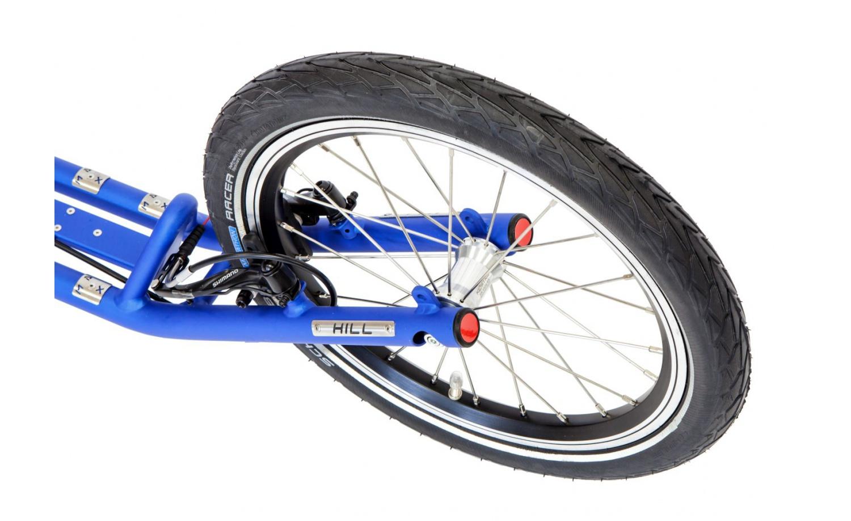 Footbike KOSTKA HILL MAX KID (G5)