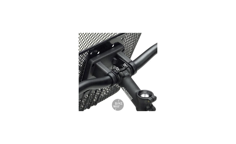 Klickfix handlebar adapter fixed mounting