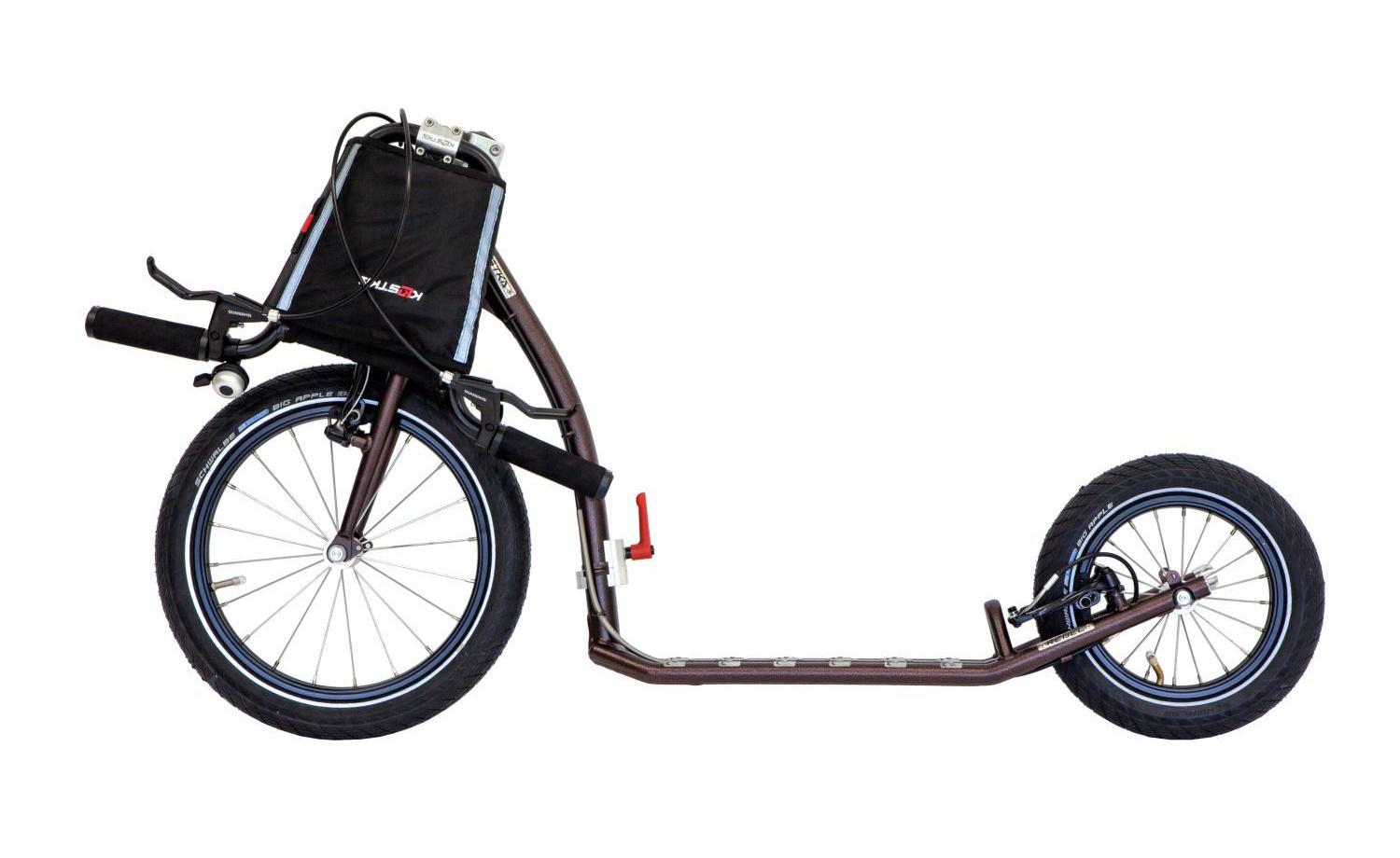 Foldable Footbike REBEL MAX FOLD (G5)