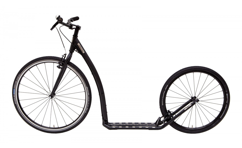 Footbike KOSTKA TRIP All Black (G5)
