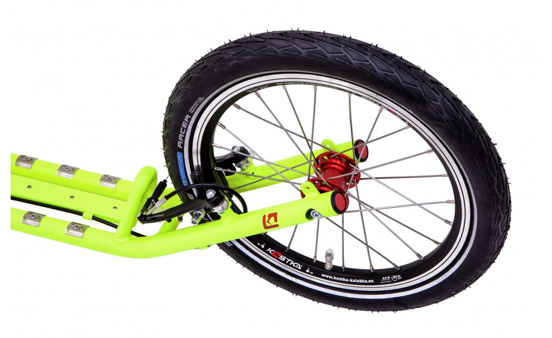 Footbike KOSTKA STREET FUN KID (G4)