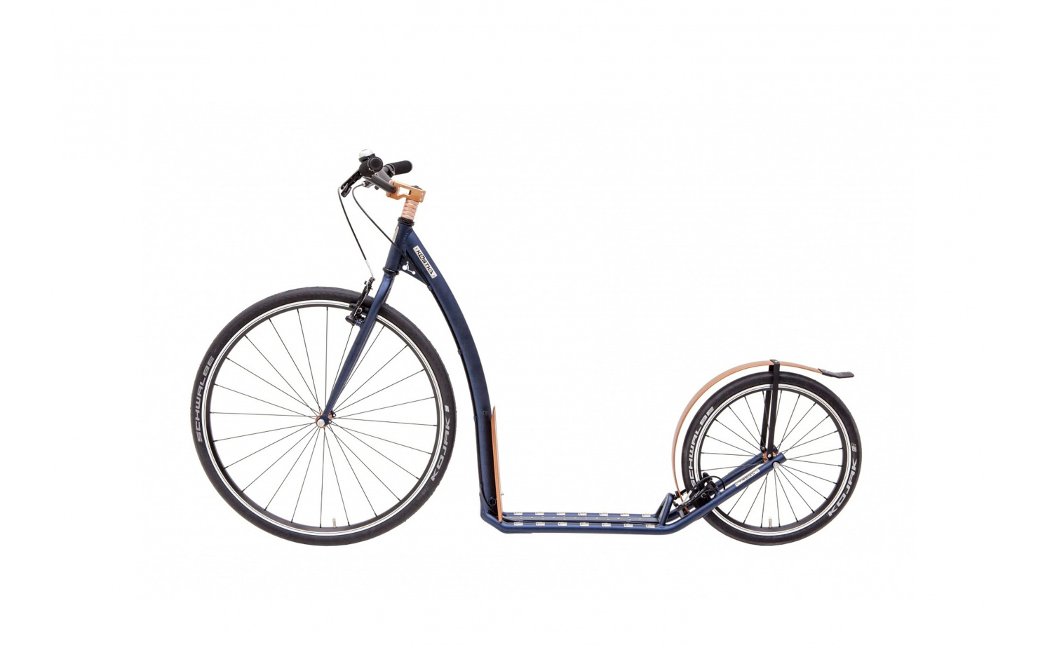 Footbike KOSTKA TRAVEL Wedding (G5) - Limited wedding edition
