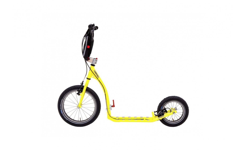 Foldable Footbike REBEL MAX FOLD (G5)