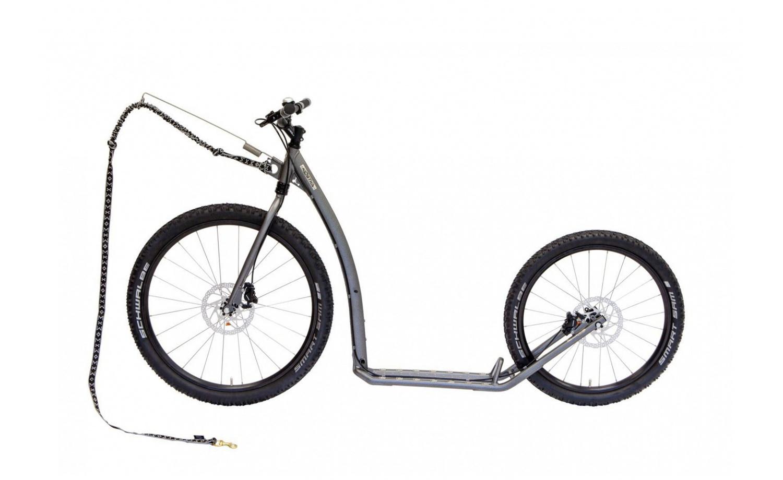 Footbike MUSHING RACER MAX (G5)