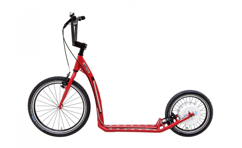 e-footbike KOSTKA e-HILL MAX (E1)