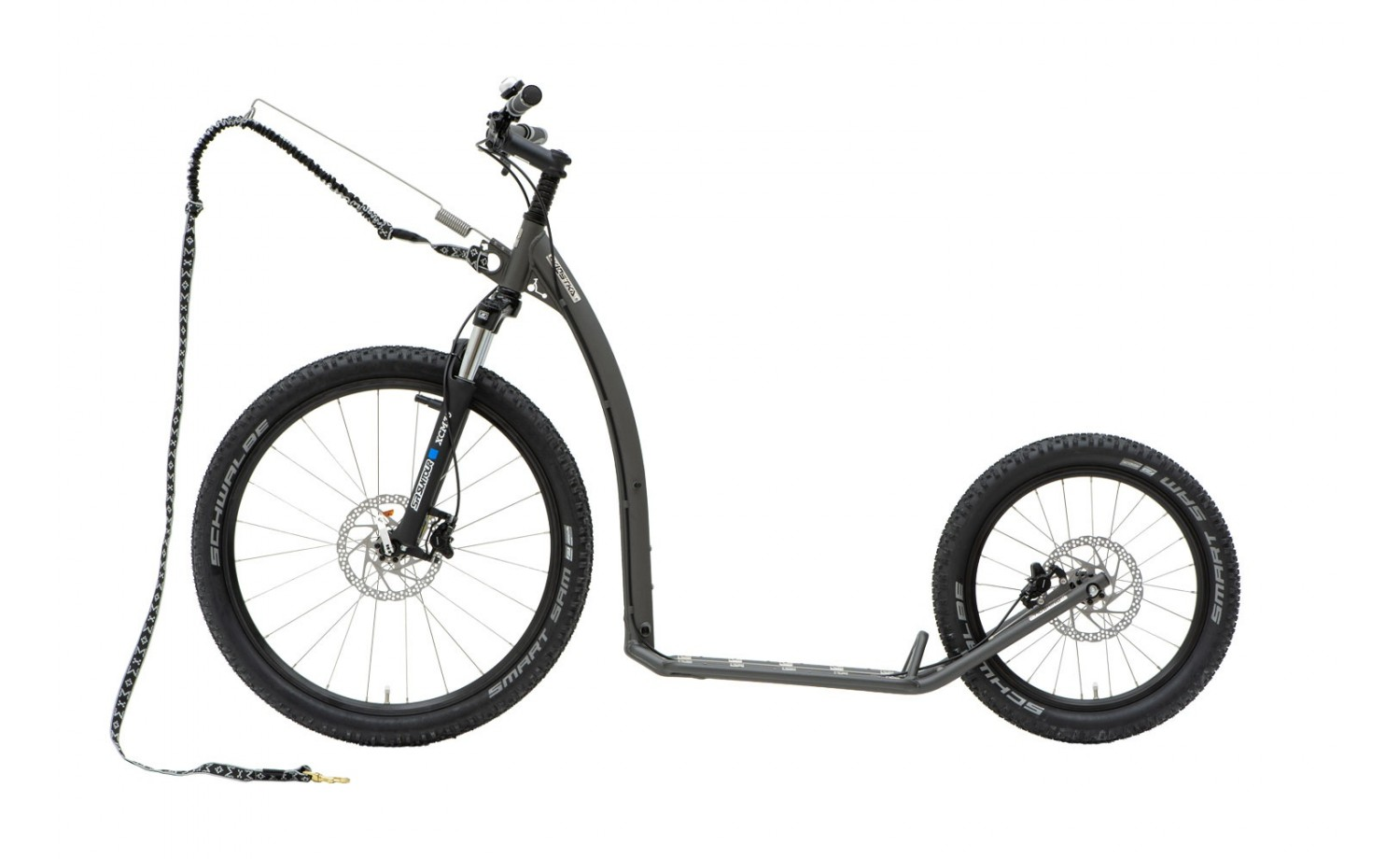 Footbike KOSTKA MUSHING MAX (G5)