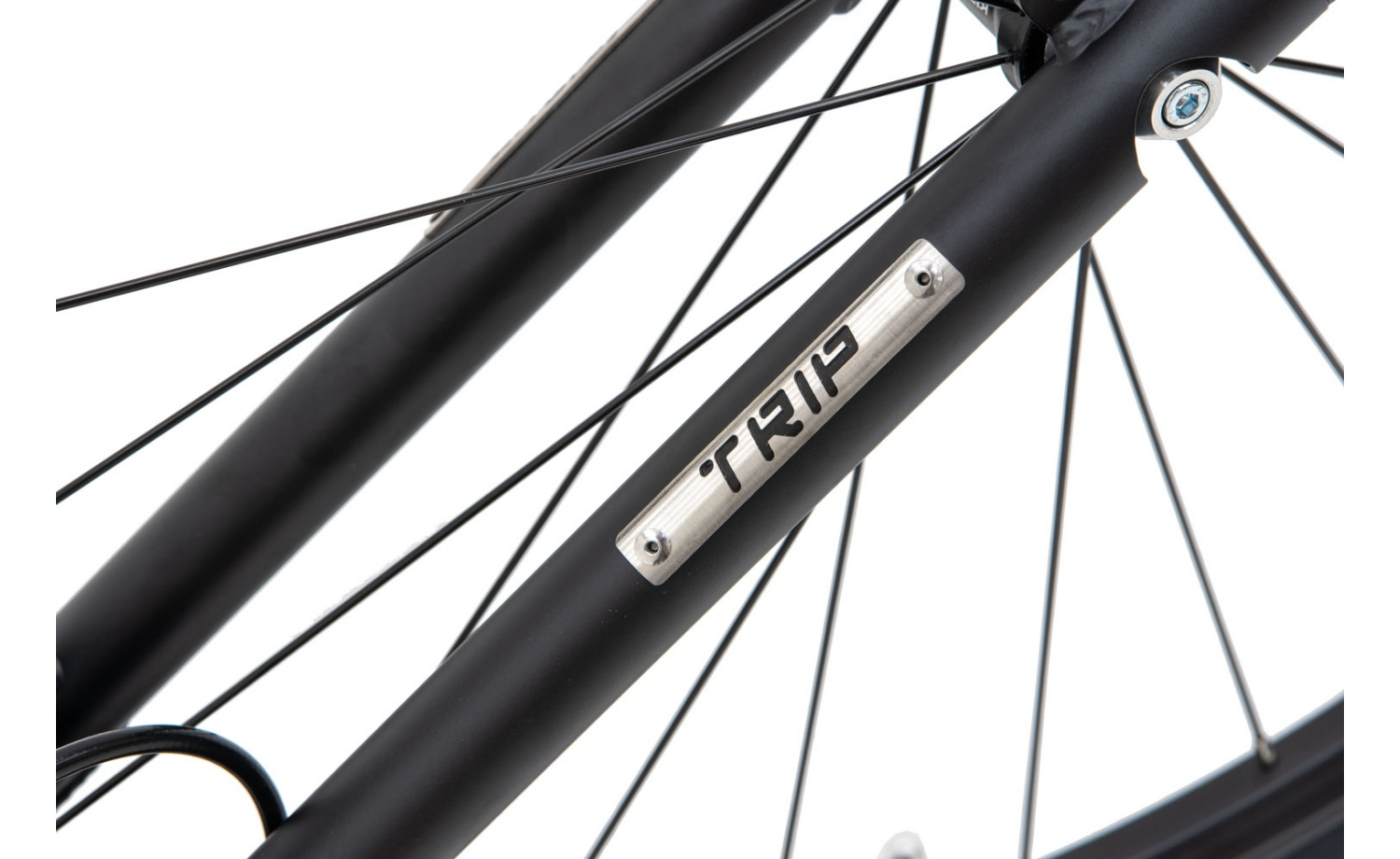 Footbike KOSTKA TRIP All Black (G5) - Limited edition
