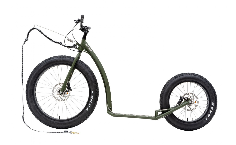 Footbike KOSTKA MONSTER MAX DOG (G5)